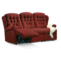 Sherborne Lynton Reclining 3 Seater Sofa (fabric)