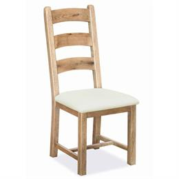 Fairford Dining Chair with Fabric Seat