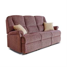 Milburn Fixed 3 Seater Sofa (fabric)