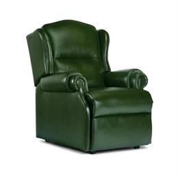 Claremont Fixed Chair (leather)