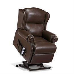 Sherborne Claremont Electric Lift & Rise Care Recliner (leather)