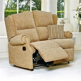 Claremont Reclining 2 Seater Sofa (fabric)