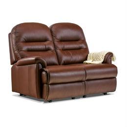 Sherborne Keswick Fixed 2 Seater Sofa (leather)