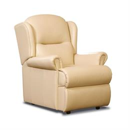 Malvern Fixed Chair (leather)