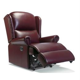 Sherborne Malvern Reclining Chair (leather)