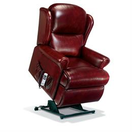 Malvern Electric Lift & Rise Care Recliner (leather)