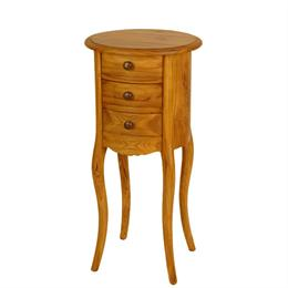 Cavendish 3 Drawer Table