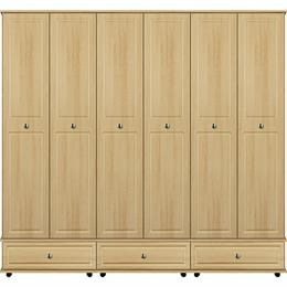 Strata 6 Door / 3 Drawer Tall Wardrobe
