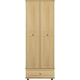 Strata 2 Door / 1 Drawer Tall Wardrobe
