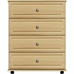 Strata 4 Drawer Wide Chest