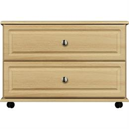 Strata 2 Drawer Wide Chest