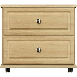 Strata 2 Drawer Midi Chest