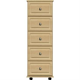 Deco 5 Drawer Narrow Chest