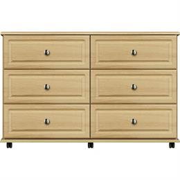 Deco 6 Drawer Multi Chest