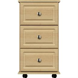 Gallery 3 Drawer Narrow Chest