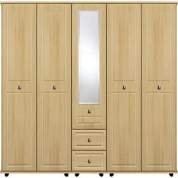 Stylo 5 Door with Centre Mirror / 2 Drawer Wardrobe