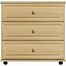 Stylo 3 Drawer Wide Chest