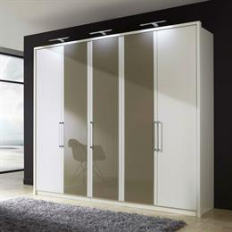 Berlin Hinged Door Wardrobes