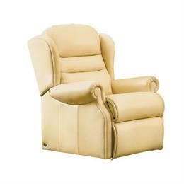 Sherborne Ashford Fixed Chair (leather)