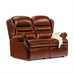 Sherborne Ashford Fixed 2 Seater Sofa (leather)