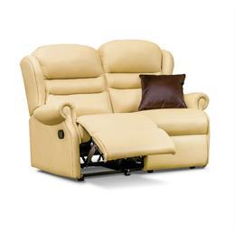 Sherborne Ashford Reclining 2 Seater Sofa (leather)