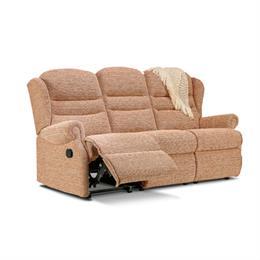 Sherborne Ashford Reclining 3 Seater Sofa (fabric)