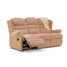 Sherborne Ashford Reclining 3 Seater Sofa (fabric)