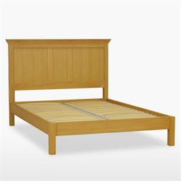 Reims Panel Bed with Low Foot End