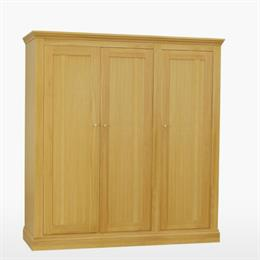Reims Triple All Hanging Wardrobe