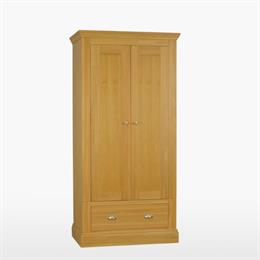 Reims Narrow Ladies Wardrobe