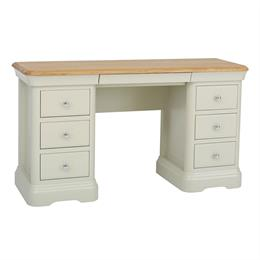 Cromwell Double Pedestal Dressing Table