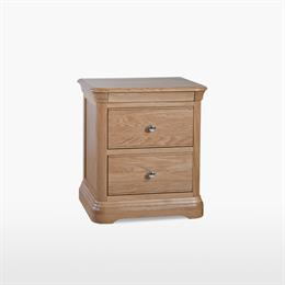 Lamont Large 2 Drawer Bedside