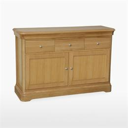 Lamont  Small 2 Door 3 Drawer Sideboard