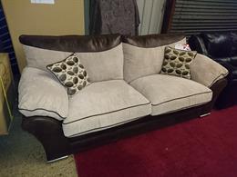 LEBUS Nevada 3 Seater Sofa