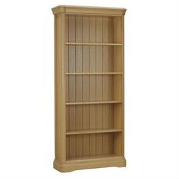Lamont Tall Bookcase with 4 Shelves