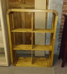 STRAND Oak Bookcase
