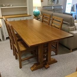PROVENCE Dining Table and 4 Chairs