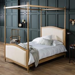 FRANK HUDSON 5'0 Hartwick Four Poster Bed