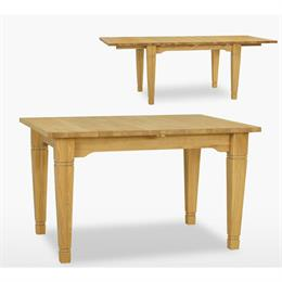 Reims Verona 160cm Extending Table with 2 Leafs