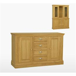 Reims Medium Centre Drawer Dresser Base