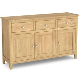 Nimbus 3 Door 3 Drawer Sideboard