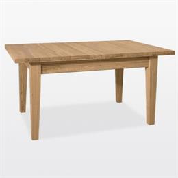 Windsor Veneered Table with Self Storing Leaf