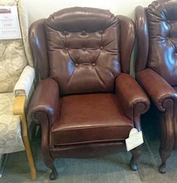 SHERBORNE Lynton Petite Fireside Chair