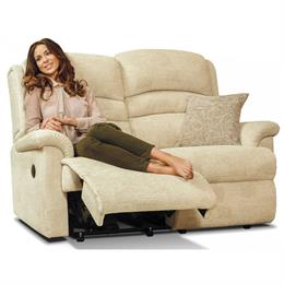 Sherborne Olivia Reclining 2 Seater Sofa (fabric)