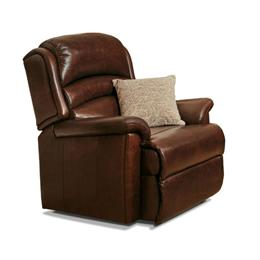 Sherborne Olivia Fixed Chair (leather)