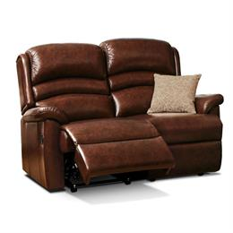 Sherborne Olivia Reclining 2 Seater Sofa (leather)