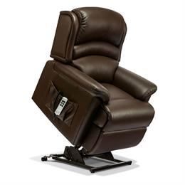 Olivia Electric Lift & Rise Care Recliner (leather)