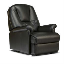 Sherborne Milburn Fixed Chair (leather)