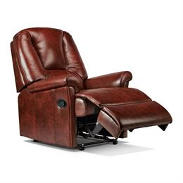 Milburn Reclining Chair (leather)