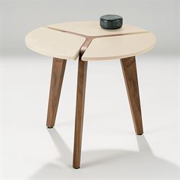 Puntura Circular Lamp Table